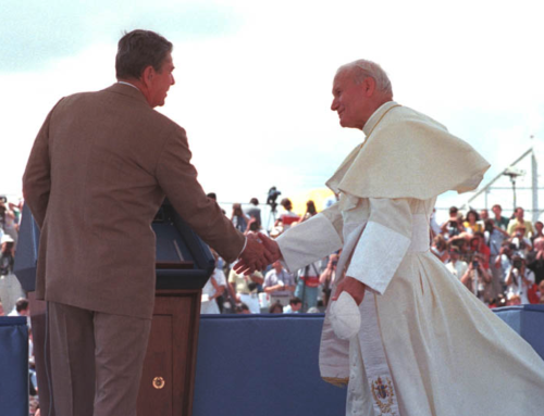 The Divine Plan: How John Paul II & Ronald Reagan Promoted Peace