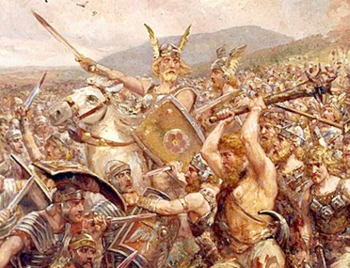 Tacitus and the Germans