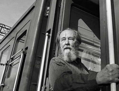 Seeing the West as a Millstone: Sketches of Solzhenitsyn in Exile