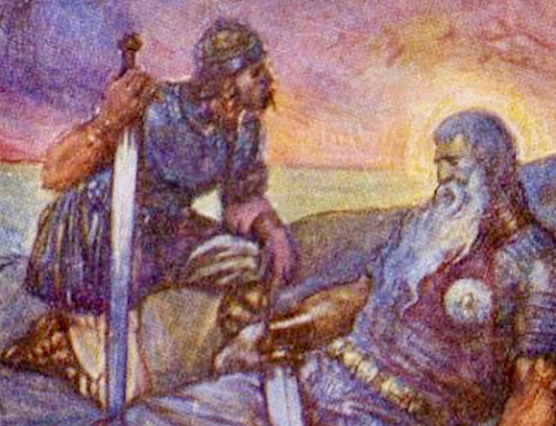 "Fate and Will in Tolkien's ""Beowulf"""