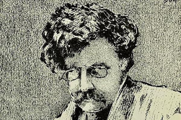 The Wonder of G.K. Chesterton