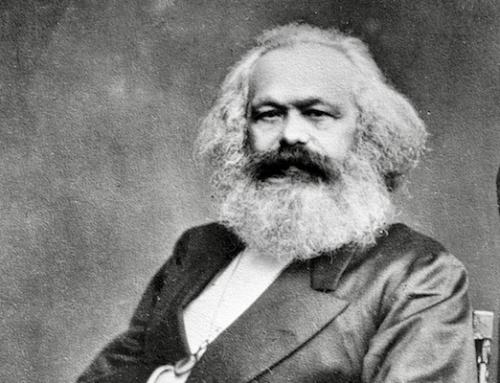 On Misreading Marx