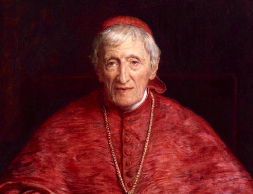 Saint John Henry Newman, Sacramental Economist