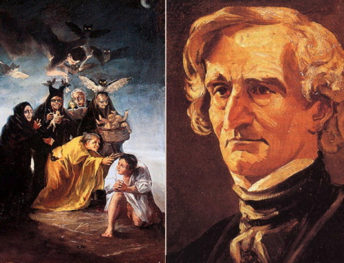 "The Halloween-ness of Berlioz's ""Symphonie Fantastique"""