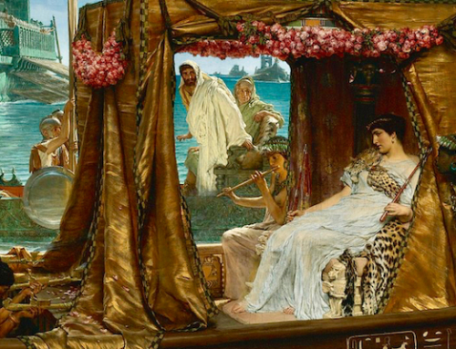 "The Death of Eros & the Tragedy of Love in ""Antony and Cleopatra"""