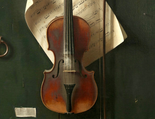 The Beauty and Mystery of the Unaccompanied Violin