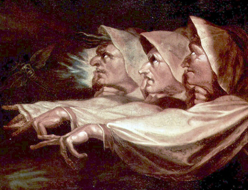 """The Witches of """"Macbeth"""": A Weyward Translation"""