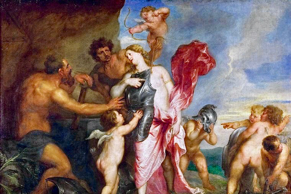 """The Shield of Aeneas: Memory and History in Virgil's """"Aeneid"""""""