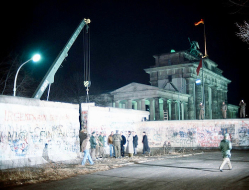Why Did the Berlin Wall Fall?