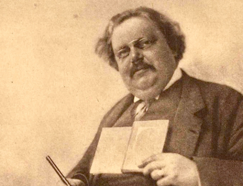 G.K. Chesterton's Radical Vision for Conservatives