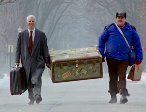 "A Thanksgiving Tale of Redemption: ""Planes, Trains and Automobiles"""