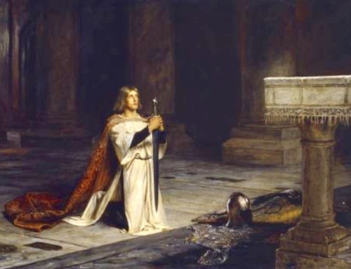 Sir Gawain on Maturity