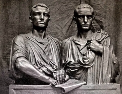 The Brothers Gracchi: Reformers, Not Revolutionaries