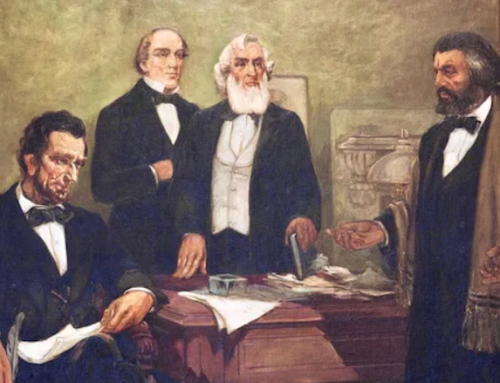 Oration in Memory of Abraham Lincoln