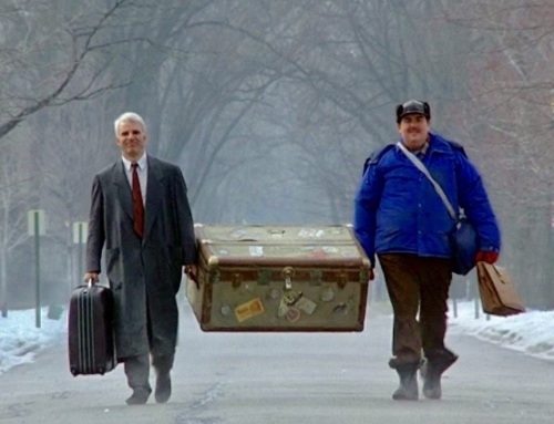 """A Thanksgiving Tale of Redemption: """"Planes, Trains and Automobiles"""""""