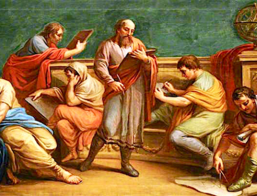 Choosing a Patron Philosopher of Debate: A Fable