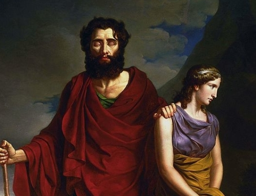 "The Enduring Legend of ""Antigone"""
