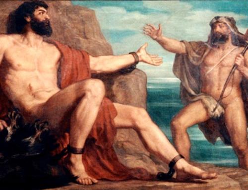 Prometheus Unbound: Mary Shelley's Admonishment About Scientism
