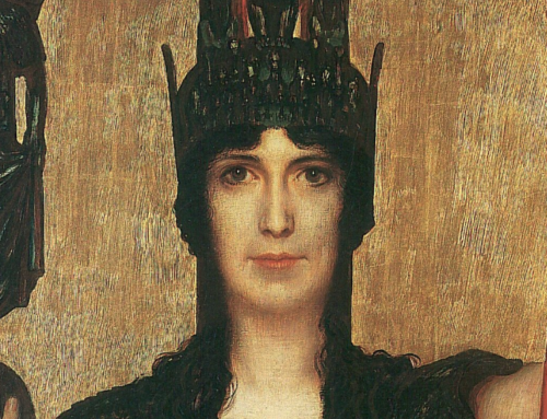 Athena as Founder & Statesman