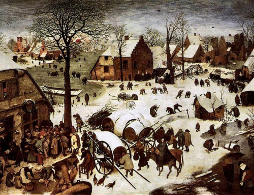 The Other Side of Bleakness: On Winter and the Nativity