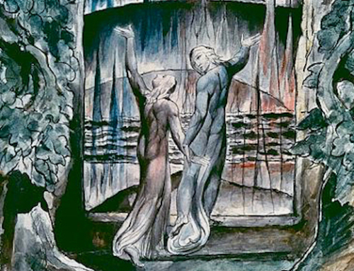 "Learning to Love Again: Dante's Descent in the ""Inferno"""