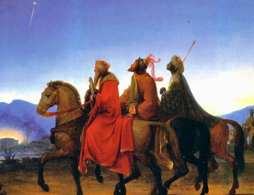 "Death at Yuletude: T.S. Eliot and ""The Journey of the Magi"""