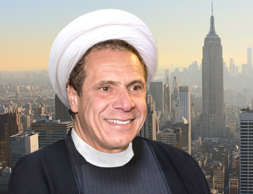 Andrew Cuomo Appointed Supreme Leader of Iran