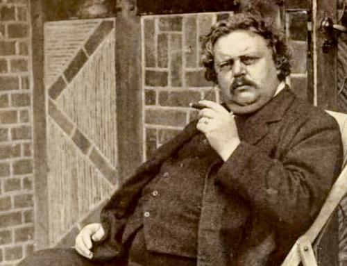 "The ""Deplorable"" G.K. Chesterton"