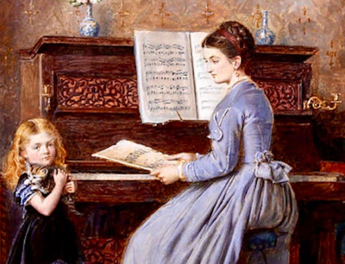 Principles Learned Through Piano Practice