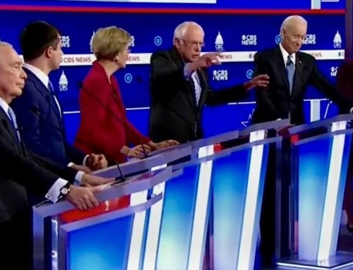 Brief Thoughts on Last Night's Democratic Debate