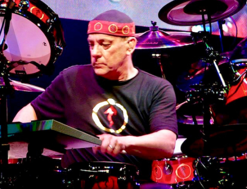 A Homeric Life: Neil Peart