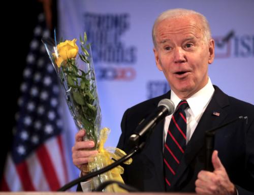 Joe Biden's Handy Guide to Valentine's Day