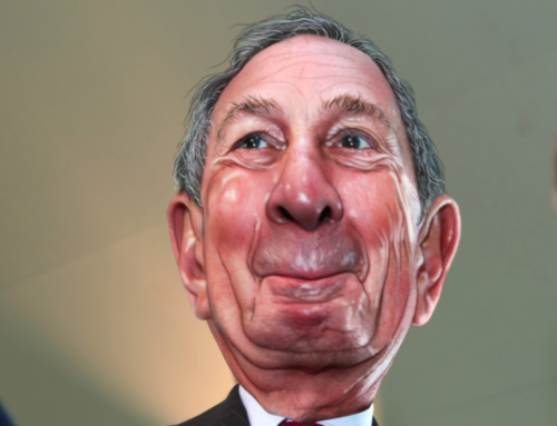 Mike Bloomberg Is Stopped and Frisked in Las Vegas