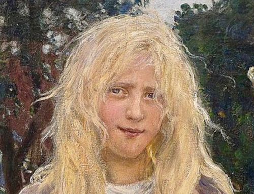 """Debussy's """"Girl With the Flaxen Hair"""""""