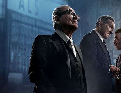 """They All Go Into the Dark: Martin Scorsese's """"The Irishman"""""""