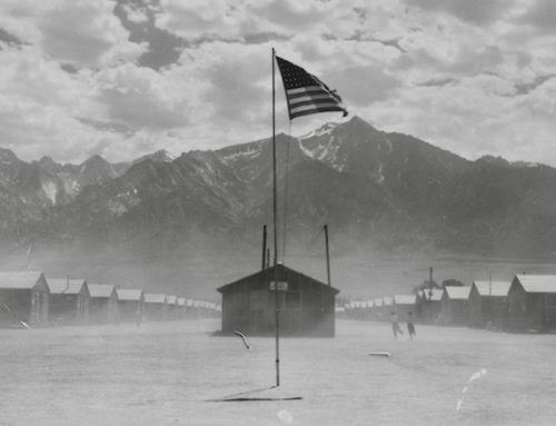Art and Patriotism in Japanese-American Internment Camps