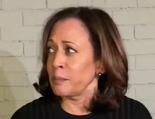 "Democratic Party Releases Footage of Kidnapped Kamala Harris ""Endorsing"" Joe Biden"