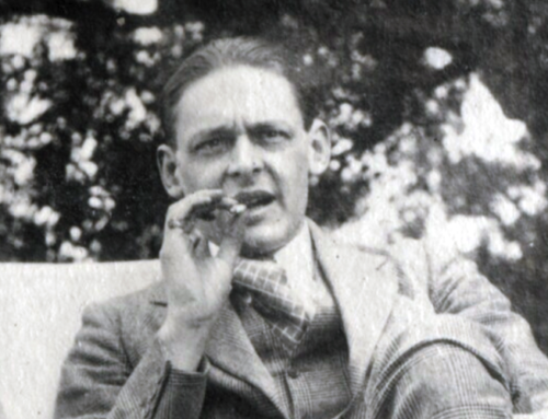 T.S. Eliot as Conservative Mentor