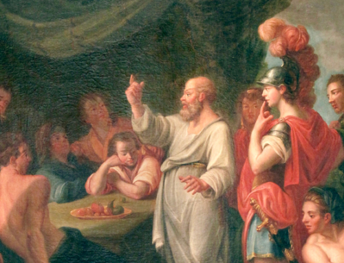 Our Hero: Socrates in the Underworld