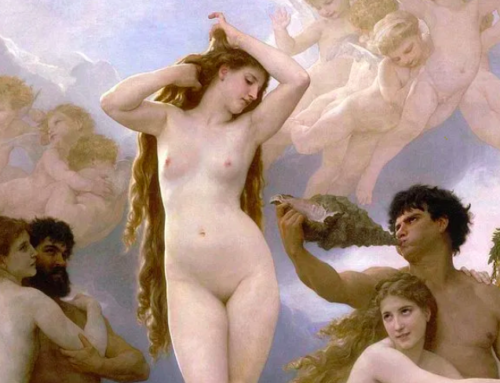 Modernism vs. Traditionalism in the Art of Female Nudes