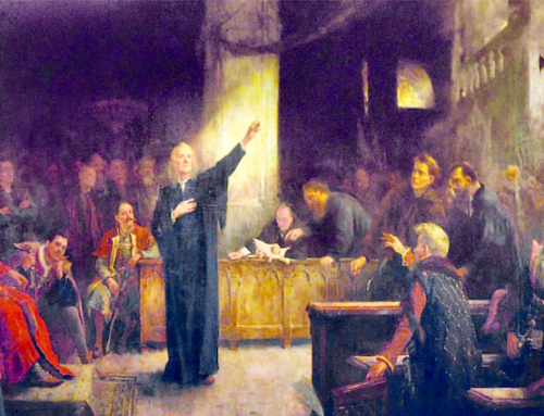 Religious Liberty in an Age of Pandemic