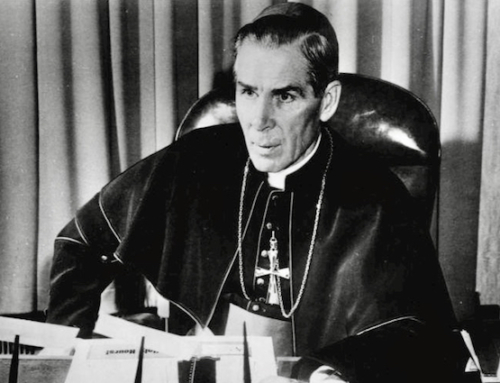 """Lord, Teach Us to Pray"": Reflections on Fulton Sheen"