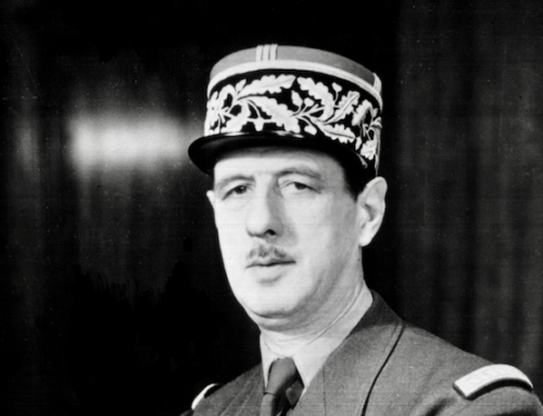 Charles De Gaulle as Catholic Military Exemplar