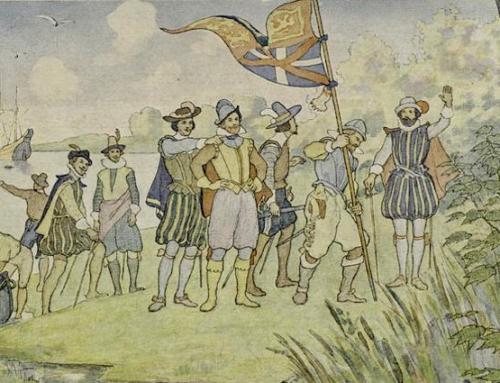 The Enterprising Colony: The Settling of Jamestown