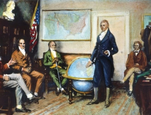 The Divisions & Trade Wars Leading Up to the Monroe Doctrine