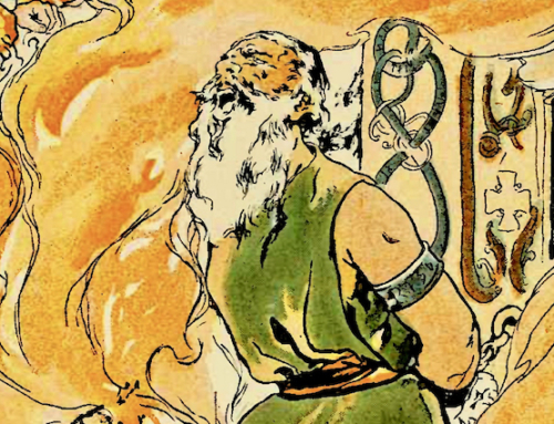 Odin on Classical Education