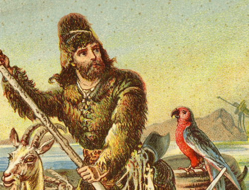 """Robinson Crusoe"" and Modernity"