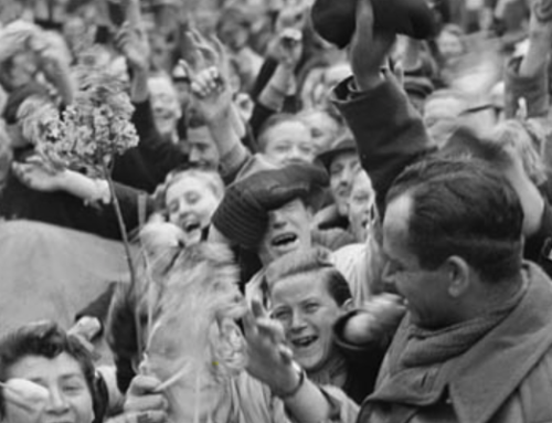 Reminiscences of the Dutch Liberation: May 5, 1945