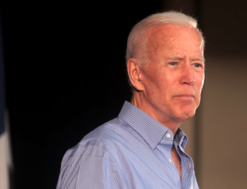 How Long Can Biden Stay in His Basement?
