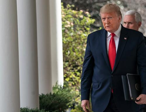 Behind President Trump's Strategic Pivot